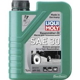 Масло для электростанций и газонокосилок Liqui Moly Rasenmaher-Oil SAE 30 3991 1 л