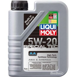 Моторное масло Liqui Moly Special Tec AA 5W-20 7620 1 л