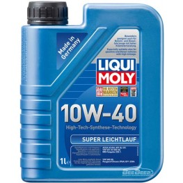 Моторное масло Liqui Moly Super Leichtlauf 10w-40 1928 1 л
