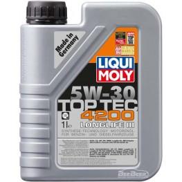 Моторное масло Liqui Moly Top Tec 4200 5w-30 7660 1 л