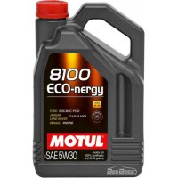 Моторное масло Motul 8100 Eco-nergy 5w-30 812307/104257 4 л