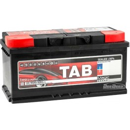 Аккумулятор автомобильный Tab Magic 100Ah R+
