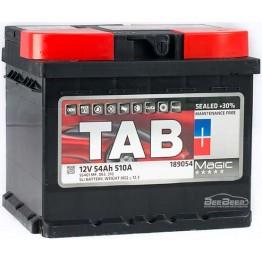 Аккумулятор автомобильный Tab Magic 54Ah R+