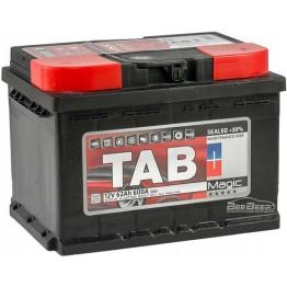 Аккумулятор автомобильный Tab Magic 62Ah R+