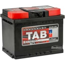 Аккумулятор автомобильный Tab Magic 66Ah R+
