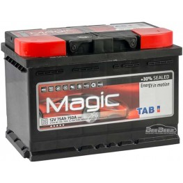 Аккумулятор автомобильный Tab Magic 78Ah R+