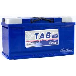 Аккумулятор автомобильный Tab Polar Blue 100Ah R+