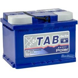 Аккумулятор автомобильный Tab Polar Blue 55Ah L+