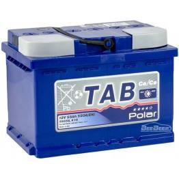 Аккумулятор автомобильный Tab Polar Blue 55Ah R+