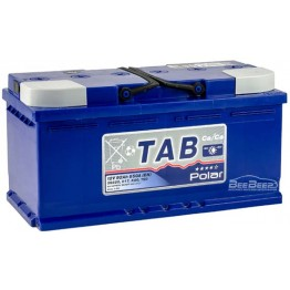 Аккумулятор автомобильный Tab Polar Blue 92Ah R+