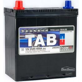 Аккумулятор автомобильный Tab Polar S 45Ah L+ Japan Min