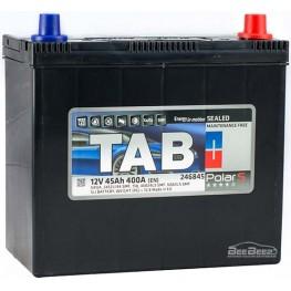 Аккумулятор автомобильный Tab Polar S 45Ah R+ Japan