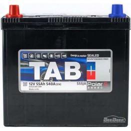 Аккумулятор автомобильный Tab Polar S 55Ah L+ Japan