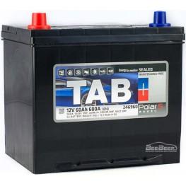 Аккумулятор автомобильный Tab Polar S 60Ah L+ Japan