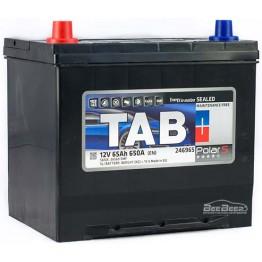 Аккумулятор автомобильный Tab Polar S 65Ah L+ Japan