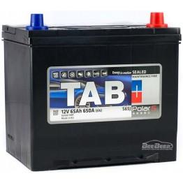 Аккумулятор автомобильный Tab Polar S 65Ah R+ Japan