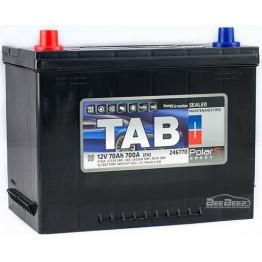 Аккумулятор автомобильный Tab Polar S 70Ah L+ Japan