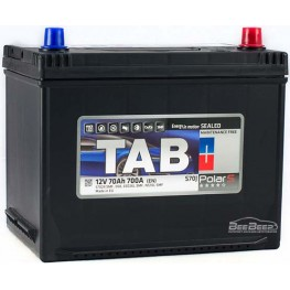Аккумулятор автомобильный Tab Polar S 70Ah R+ Japan