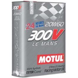 Моторное масло Motul 300V Le Mans 20w-60 825802/104245 2 л