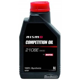 Моторное масло Motul Nismo Competition Oil 2108E 0w-30 910111/102820 1 л