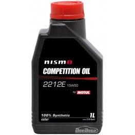 Моторное масло Motul Nismo Competition Oil 2212E 15w-50 910211/102823 1 л