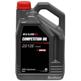 Моторное масло Motul Nismo Competition Oil 2212E 15w-50 910251/102824 5 л