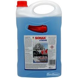 Омыватель стекла зимний Sonax Xtreme AntiFrost & KlarSicht –20°C 232405 4 л