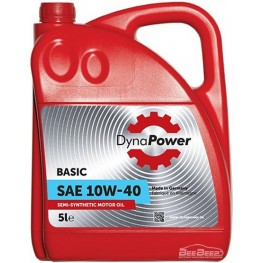 Моторное масло DynaPower Basic 10w-40 5 л