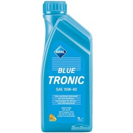 Моторное масло Aral BlueTronic 10w-40 1 л