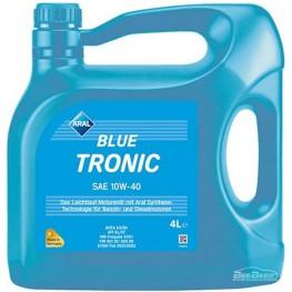 Моторное масло Aral BlueTronic 10w-40 4 л
