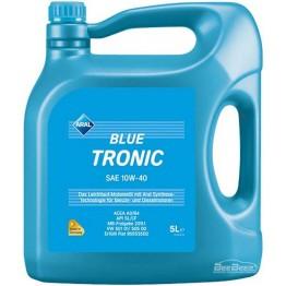 Моторное масло Aral BlueTronic 10w-40 5 л