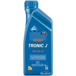 Моторное масло Aral HighTronic J 5w-30 1 л