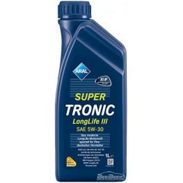 Моторное масло Aral SuperTronic Longlife III 5w-30 1 л