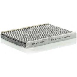 Фильтр салонный угольный Mann-Filter CUK 2862