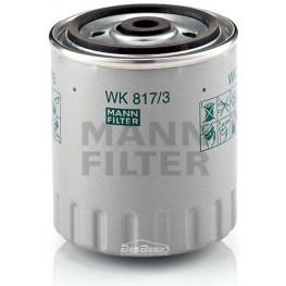 Фильтр топливный Mann-Filter WK 817/3 x