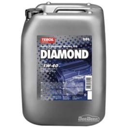 Моторное масло Teboil Diamond 5W-40 20 л