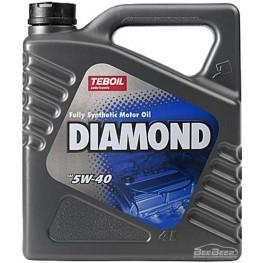 Моторна олива Teboil Diamond 5W-40 4 л