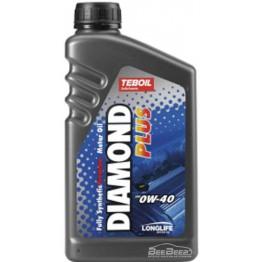 Моторна олива Teboil Diamond Plus 0W-40 1 л