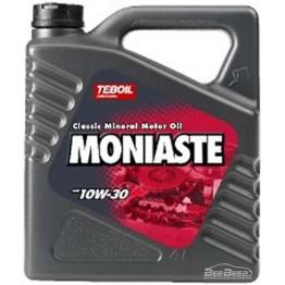 Моторное масло Teboil Moniaste 10W-30 4 л