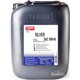 Моторна олива Teboil Silver 10W-40 20 л