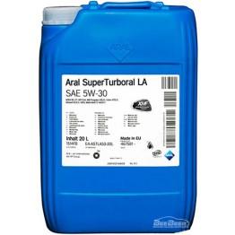 Моторное масло Aral SuperTurboral LA 5w-30 20 л
