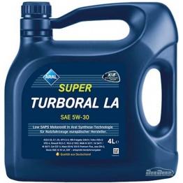 Моторное масло Aral SuperTurboral LA 5w-30 4 л
