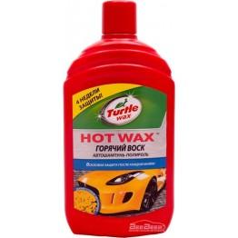 Автошампунь «Горячий воск» Turtle Wax Hot Wax 53018 500 мл