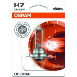 Лампа галогенная H7 Osram Original Line 64210 (блистер)