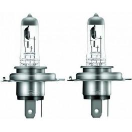 Лампа галогенная H4 Osram Silverstar 64193SV2 (Duo Box)