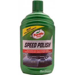 Быстрый полироль Turtle Wax Speed Polish 52752 500 мл