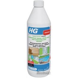 Чистящее средство для сауны, паровой бани и бассейна HG 108100161