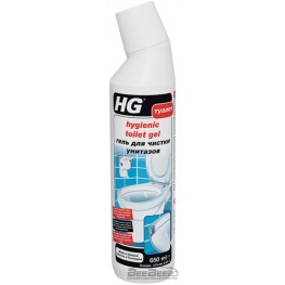 Гель для чищення туалету HG 321060161 650 мл