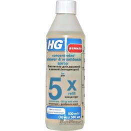 Очиститель для душевой и ванной (концентрат) HG 146050161