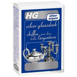 Салфетка для придания блеска серебру HG 495000106